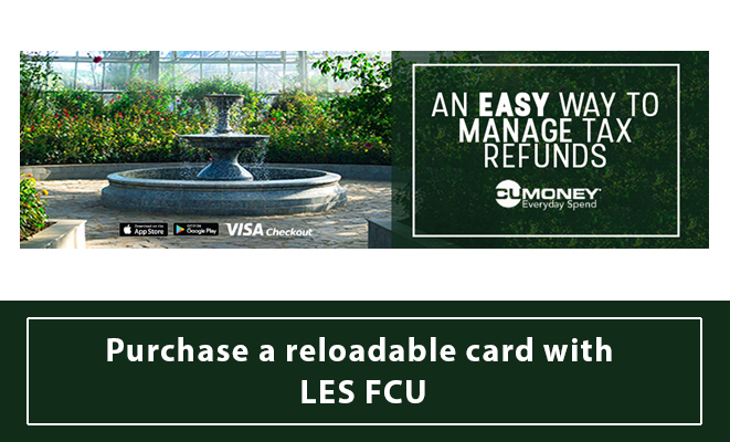 Get a reloadable Card