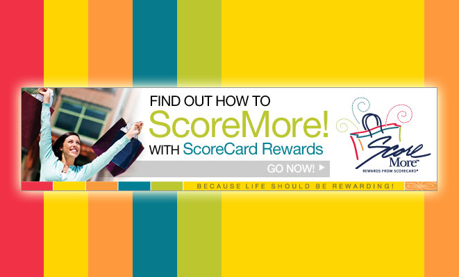 Find more about score card rewards